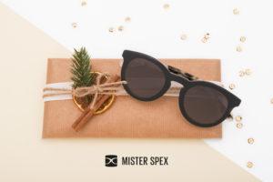 Geschenkidee mit Durchblick: Sonnenbrillen von Mister Spex