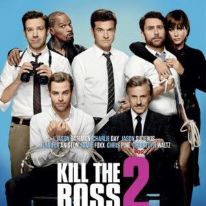 """Gewinne 3x 2 Kinotickets für """"KILL THE BOSS 2""""!"""
