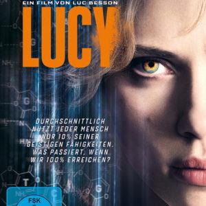 Gewinne 3 x DVD «Lucy» - Gewinnspiel
