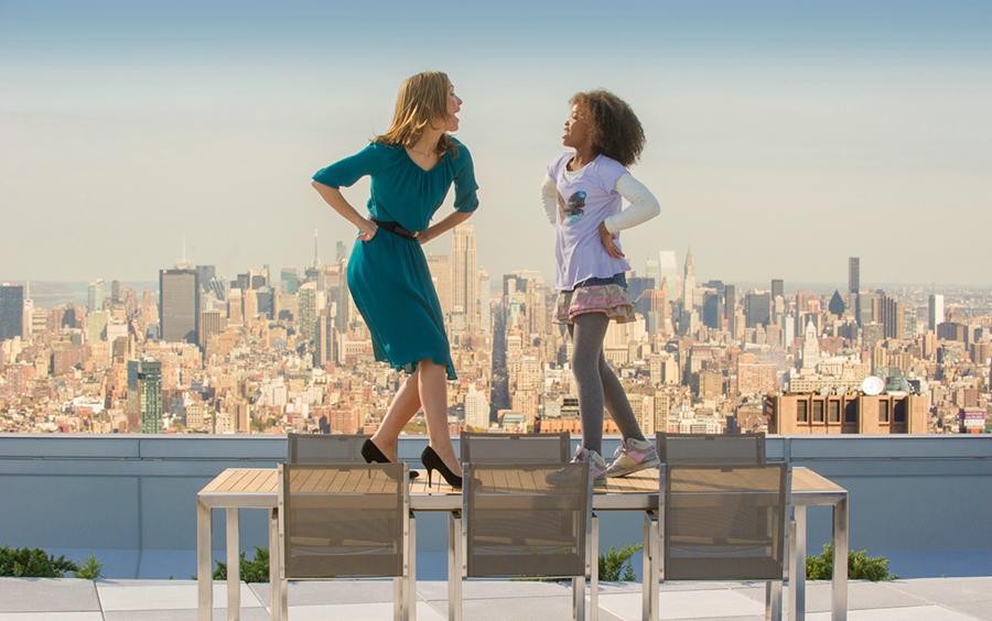 Gewinne Kinotickets für «Annie» mit Rose Byrne und Quvenzhane Wallis