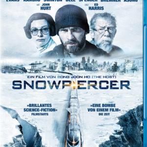 Gewinnspiel: Bluray «Snowpiercer» zu gewinnen!
