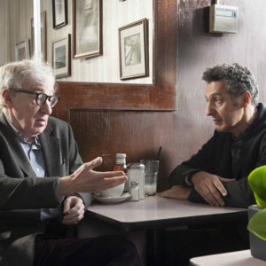 Gewinnspiel «Fading Gigolo» Blu-ray gewinnen - Woody Allen und John Turturro