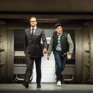 Gewinnspiel für «KINGSMAN» Goodies gewinnen mit Colin Firth und Taron Egerton