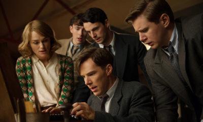 Gewinnspiel - Kinotickets für «The Imitation Game» mit Benedict Cumberbatch, Keira Knightley, Beard, Goode und Leech gewinnen