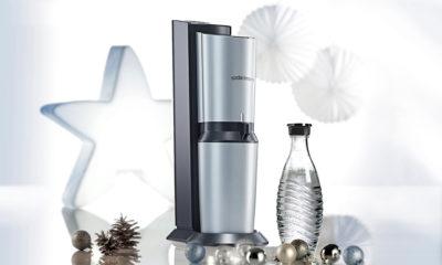Gewinnspiel - SodaStream Crystal-Sprudler zu gewinnen