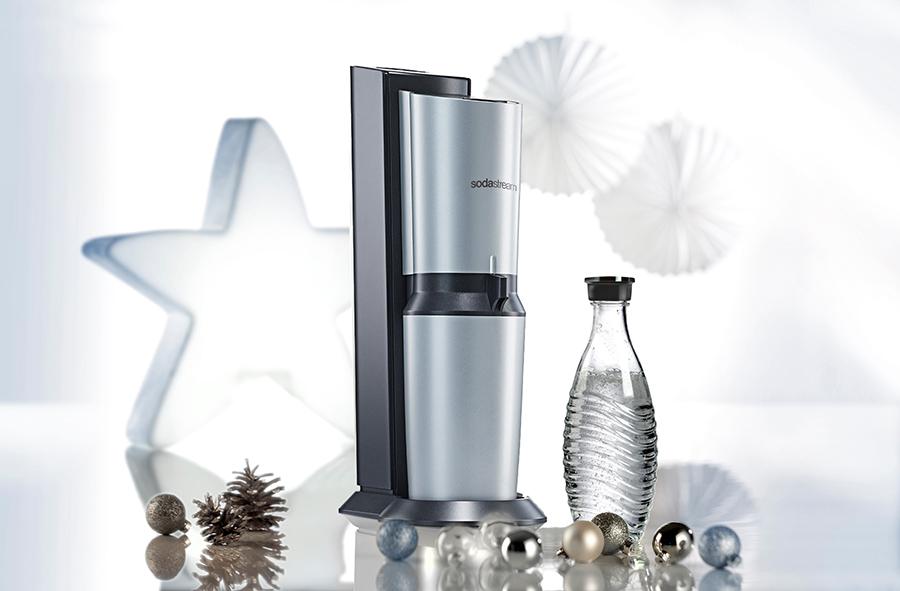 gewinnspiel sodastream crystal sprudler zu gewinnen. Black Bedroom Furniture Sets. Home Design Ideas
