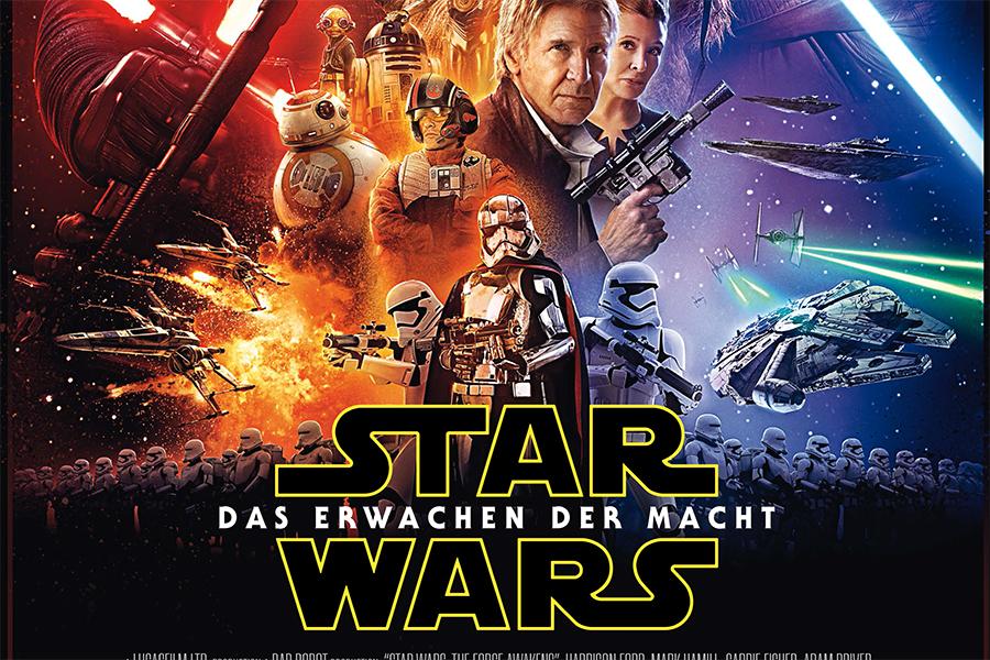 Star Wars Erwachen Der Macht