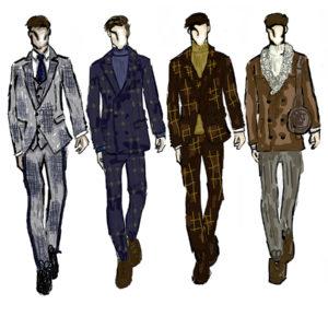 HACKETT London präsentiert Men Fashion Capsule collection AW15