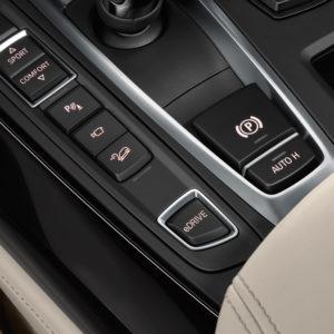 Innenraum - BMW X5 xDrive40e - das erste Plug-in-Hybrid-Serienautomobil