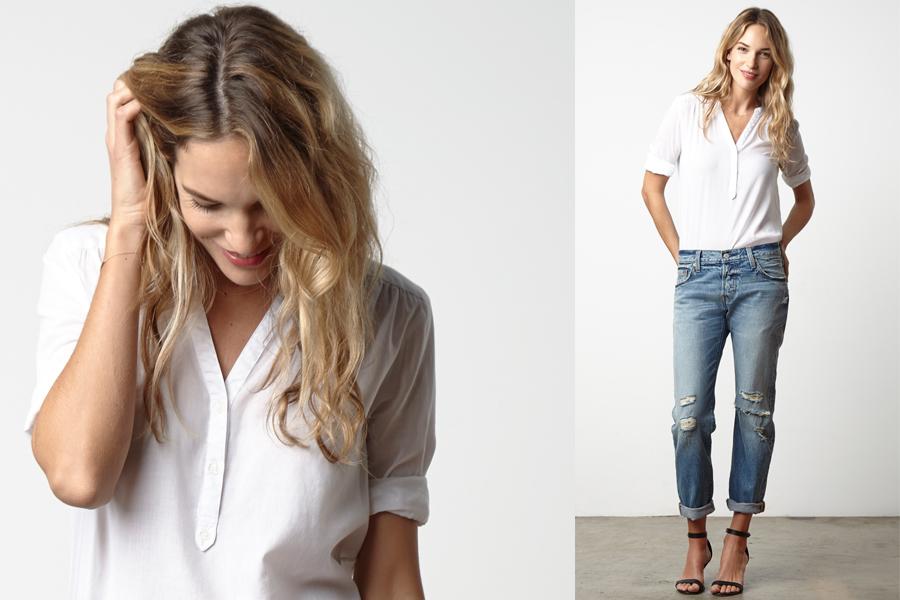 JEANS LEVI'S 501 im Fashion Blog