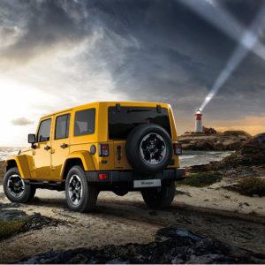 Jeep Wrangler X - Sondermodell 2015