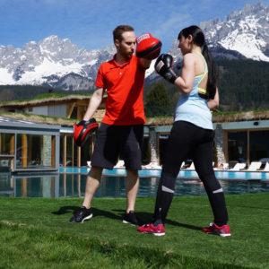 Kaiserwiese Boxen - Stanglwirt Bio- und Wellnesshotel in Tirol