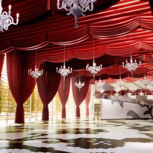 KAMEHA GRAND Zürich Ballsaal