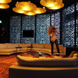 KAMEHA GRAND Zürich öffnen seine Tore Lounge