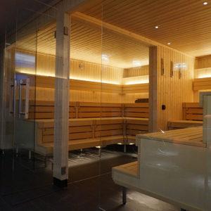 KAMEHA GRAND Zürich öffnen seine Tore Sauna