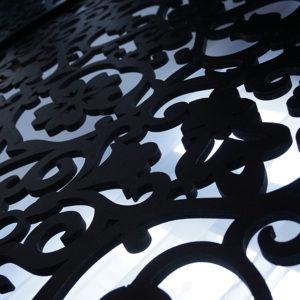 KAMEHA GRAND Zürich öffnen seine Tore Scherenschnitt