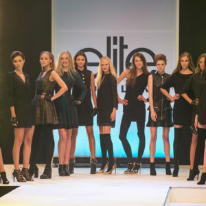 Kandidatinnen Elite Model Look Switzerland 2014