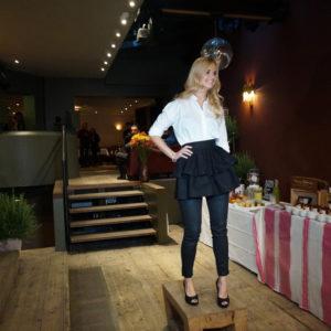 Kochschürzen Kollektion Cookinesi von Zoe Torinesi feierte sein Jubiläum