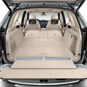 Kofferraum - BMW X5 xDrive40e - das erste Plug-in-Hybrid-Serienautomobil