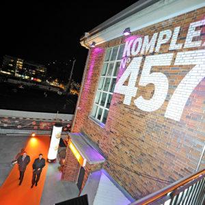 Komplex 457 - 5. Swiss Nightlife Award - Beste Clubs und DJs
