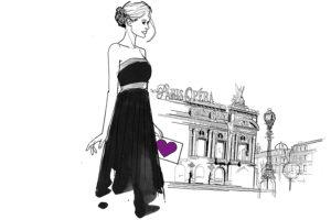 Kostbare Grüsse aus Paris