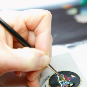 Hermès - Uhrenkollektion Arceau Cheval d'Orient