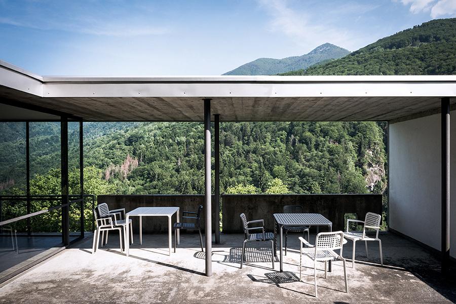 Lausanne Der Stuhl Mit Dem Swiss Design Award