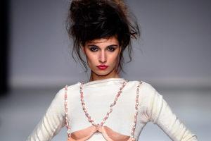 lavera Naturkosmetik auf dem Ethical Fashion Laufsteg