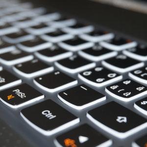 Lenovo 3 Pro - Beleuchtete Tastatur
