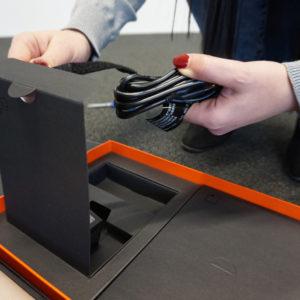 Lenovo Netzteil USB Anschluss