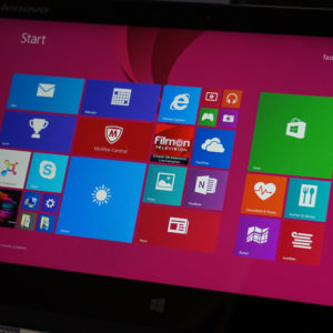 Lenovo Yoga 3 Pro Windows