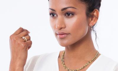 Lesunja Christmas Highlights 2014 - Diamantcollier für die Festtage