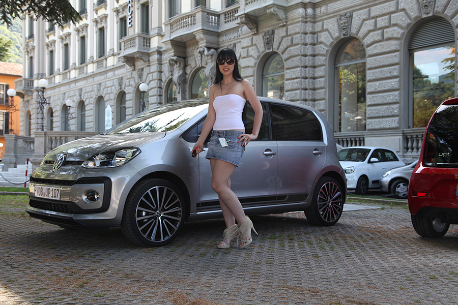 Lifestyle Days – mit dem VW up! durch Mailand - Como Volkswagen