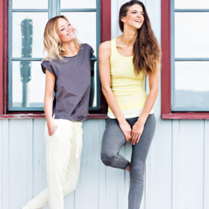 Lola | Fred Nala Pants Mojito Shirt Zen Leggins Tanja Riptank - fashionpaper