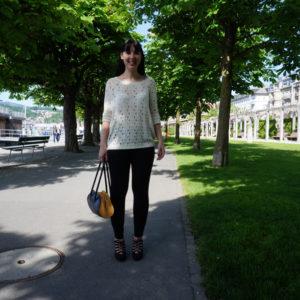 Luzern am See mit fashionpaper