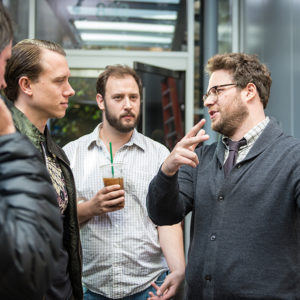 Making Of «THE INTERVIEW» mit Jonathan Watson, DP Brandon Trost, Evan Goldberg und Seth Rogen