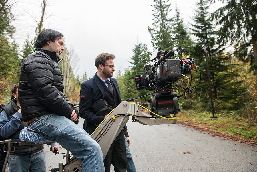 Making Of «THE INTERVIEW» mit Seth Rogen und Columbia Pictures