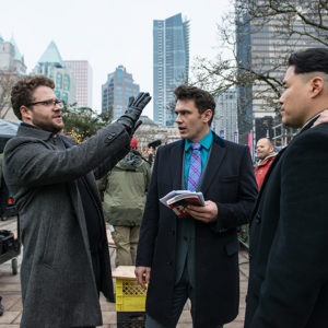 Making Of «THE INTERVIEW» mit James Franco, Seth Rogen und Randall Park
