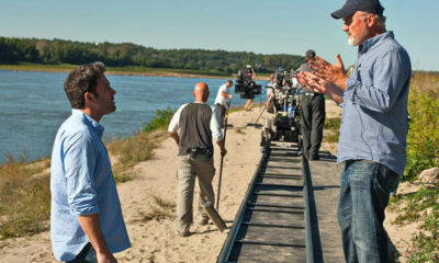 Making Of Gone Girl gewinnen mit Ben Affleck und David Fincher