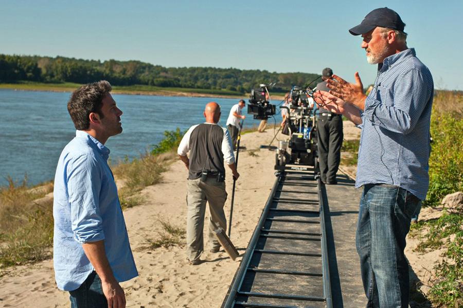 Making Of Gone Girl gewinnen mit Ben Affleck und David Fincher