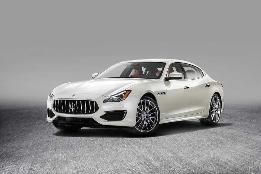 Maserati Quattroporte - das Flaggschiff setzt Akzente