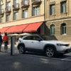 Neuer Mazda MX 30 Elektroauto