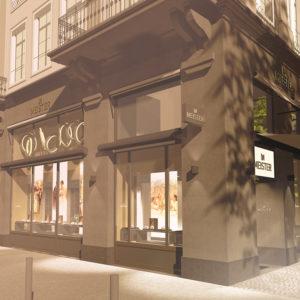 MEISTER Trauringe eröffnet Store in Zürich Limmat