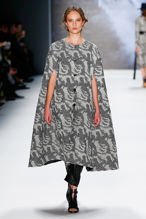 Mercedes Benz Fashion Week Berlin Mit Rebekka Ru Tz
