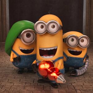 «Minions (3D)» Kinotickets zu gewinnen