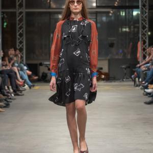 Mode Suisse 2014 enSoie in Genf