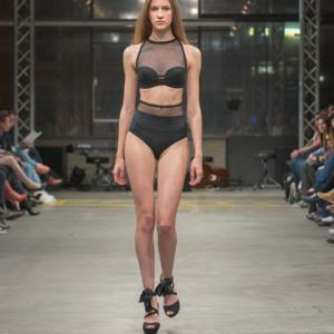 Mode Suisse 2014 Lyn Lingerie in Genf