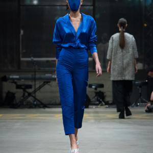 Mode Suisse 2014 Bernadette Koch in Genf