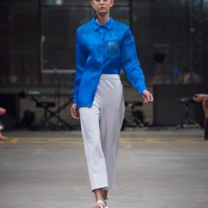 Mode Suisse 2014 Stefanie Biggel in Genf