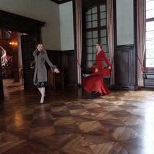 Model – Les Diamants d`Haute Couture in der Villa St.Charles Hall Meggen